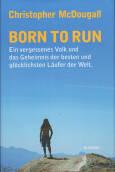 Vorne of book 'Run Books - Christopher McDougall - Born t...