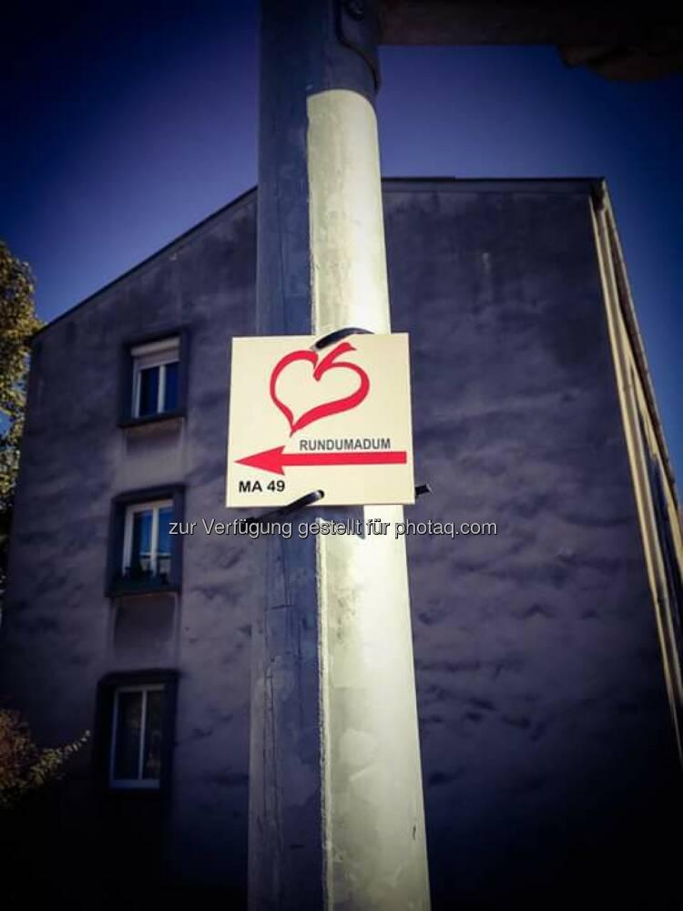 MA 49: Tino Griesbach Wien Rundumadum