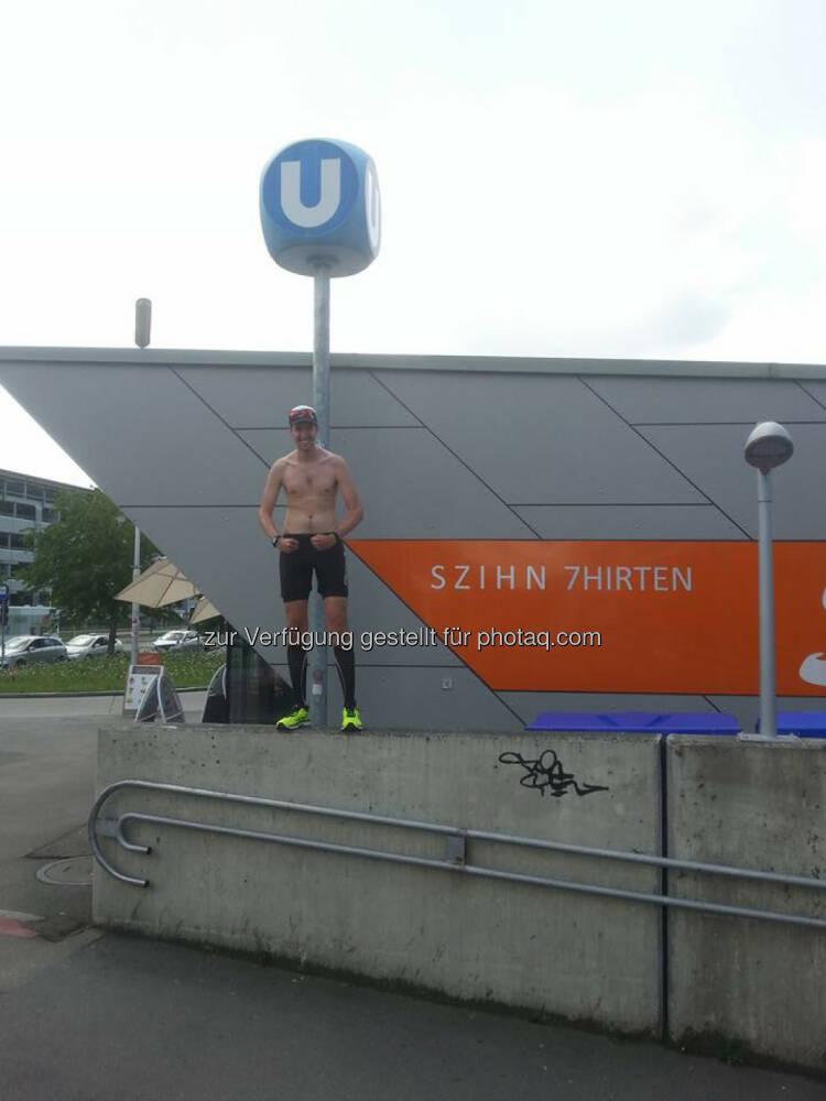 Siebenhirten im Balotelli Style (mit ohne Muskeln)! Auf gehts zur letzten Etappe