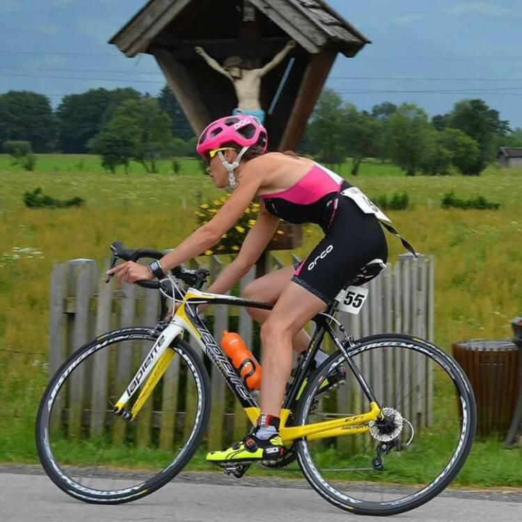 Pamela Edenhauser - Nominierung Mein Sportschnappschuß 2016 Triathlonbewerb - Voten und/oder auch sich selbst nominieren unter http://www.facebook.com/groups/Sportsblogged