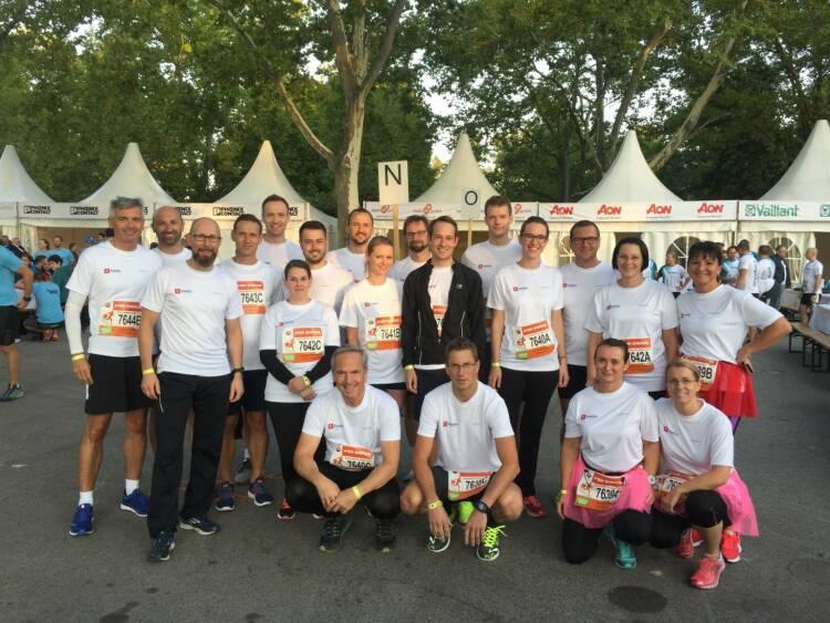 """Fidelity & Friends - unter anderem das Team """"Fonds-Tussen"""" von der Erste Group Bank AG - by Martha Bacher"""