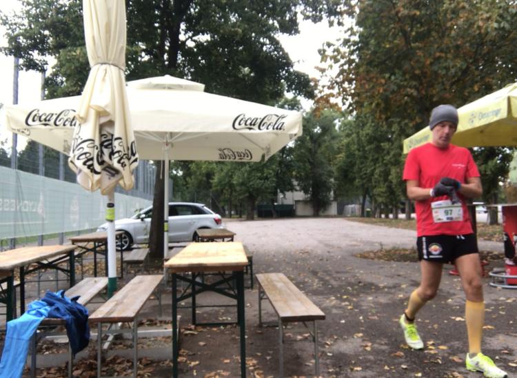 Handschuhe aus, 10k-Challenge nicht geschafft