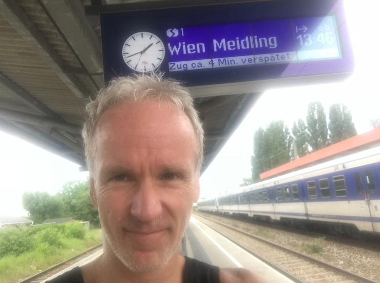 Nach 28k kreuz und quer bei der S Bahn in Süssenbrunn
