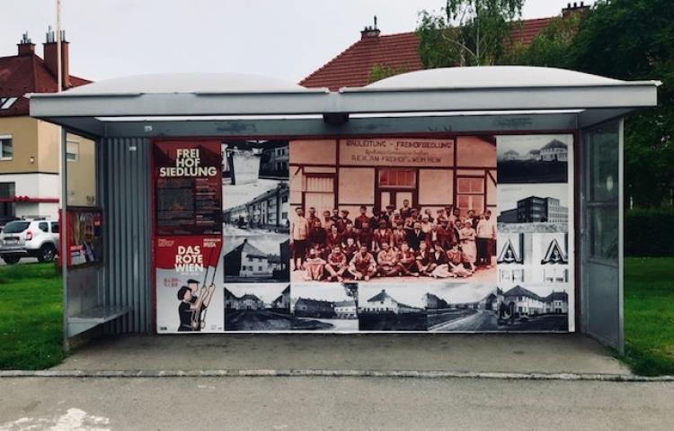 Das Rote Wien in Donaustadt