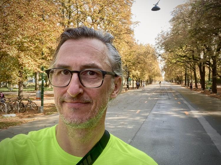 Josef Chladek, Hauptallee 1000km