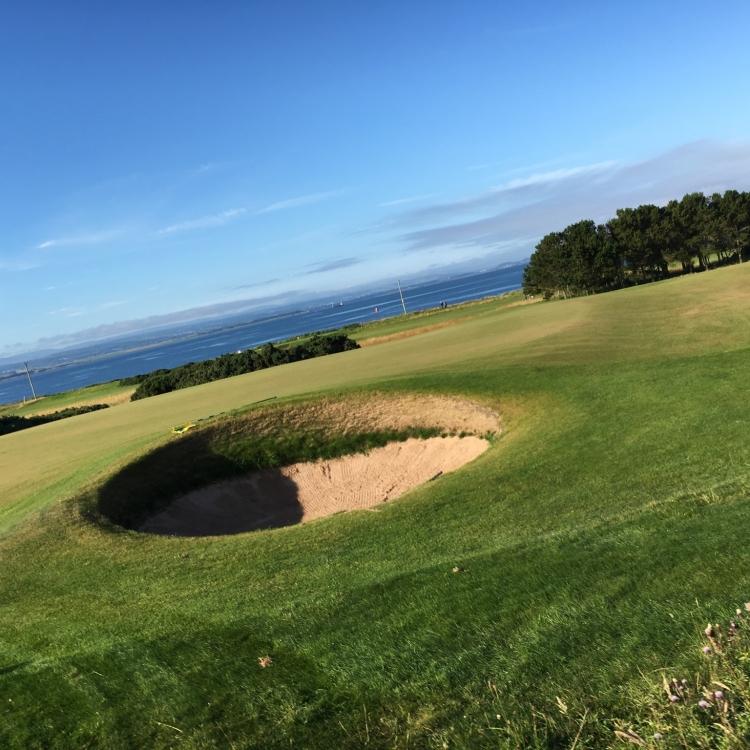 Bunker, Golf